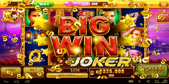 judi slot joker123