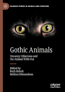 Gothic Animals Uncanny Otherness and the Animal With-Out