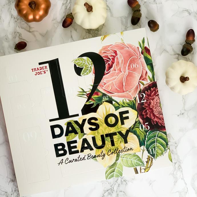Trader Joe's 12 Days of Beauty