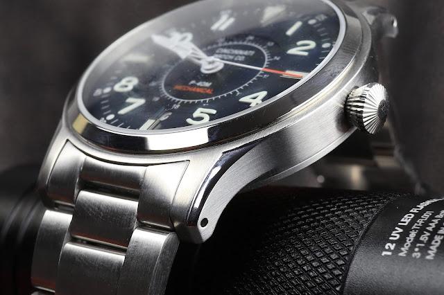 Cincinnati Watch Co. P-40M Mechanical
