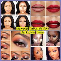 Makeup Tutorials for Dark Skin Tone [App]