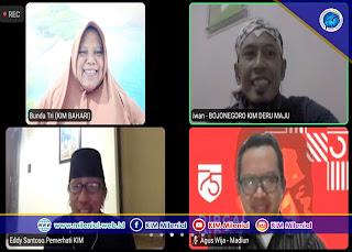 FK-KIM Jawa Timur, Gaungkan Branding Aplikasi Lokal