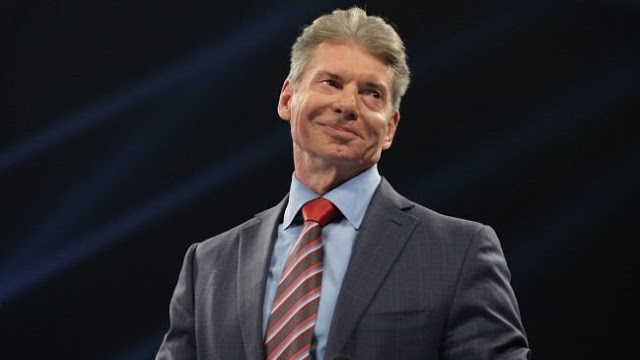 Vince McMahon is the richest athlete in the world 2020