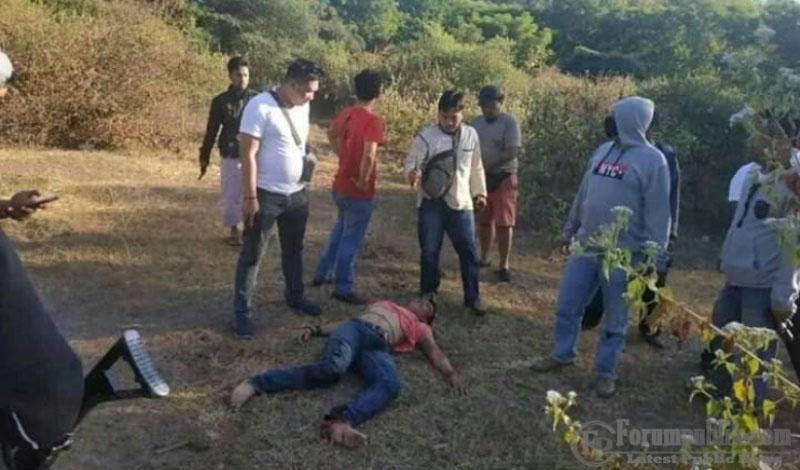 Lawan Petugas, Polisi Tembak Pelaku DPO Pembunuhan Ipda Uji Siswanto