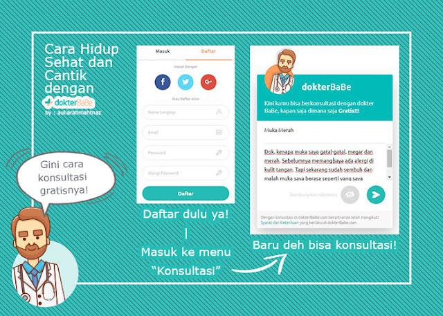 Konsultasi Online Gratis dengan DokterBabe