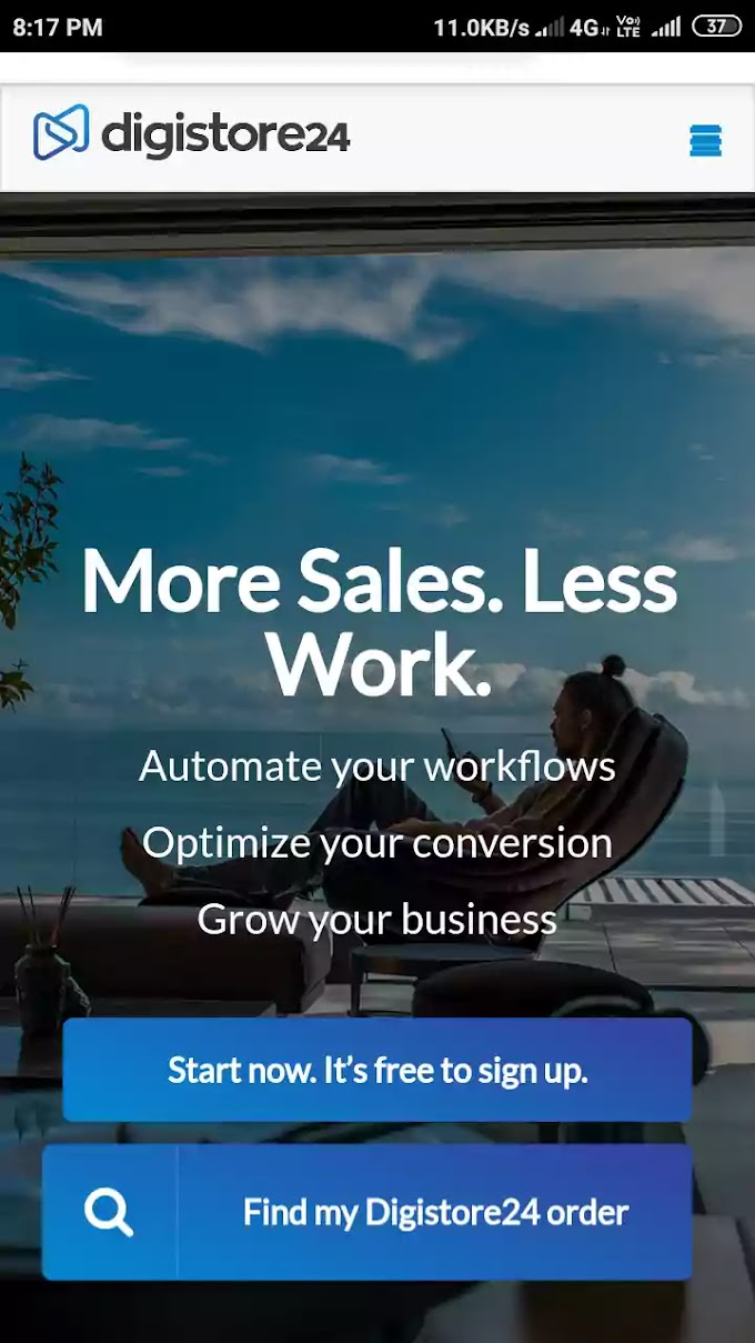 Earn 70% commission of digistore24 affiliate marketing.
