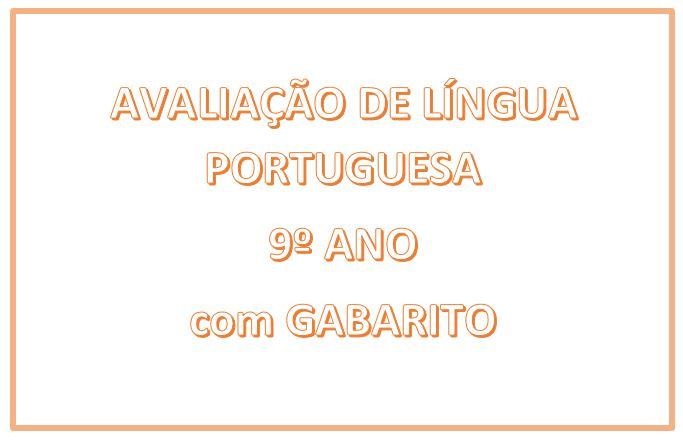 Avaliação Diagnóstica E Simulados Prova De Língua
