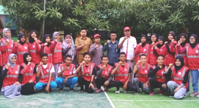 25 Anggota PMR Wira MAN Selayar Ikuti KBL Ke-11 Di Makassar