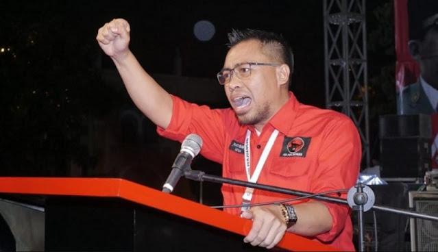 Bung Klutuk: Siapa Berani Menyentuh Bu Mega dan PDIP, Bakal Kami Lawan!