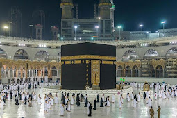 Aparat Saudi Amankan Seorang Pria Teriak Dukung Teroris di Masjidil Haram