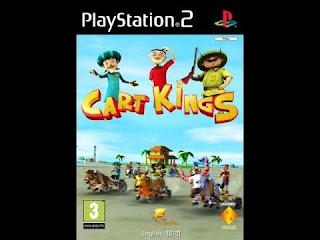Cart Kings (India) (En,Hi) PS2 ISO