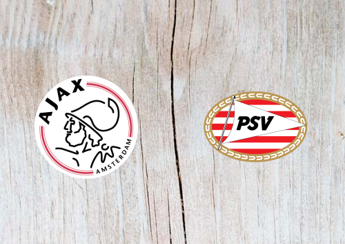 Ajax vs PSV Full Match & Highlights 27 July 2019