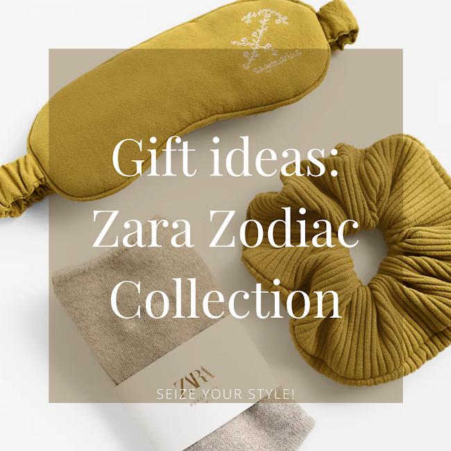 Gift Ideas Zara Zodiac Collection
