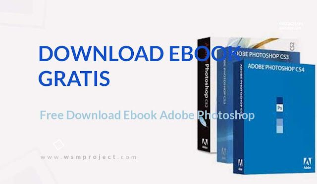 Free Download Ebook Adobe Photoshop