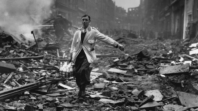 WWII Film Guide: War Backdrop