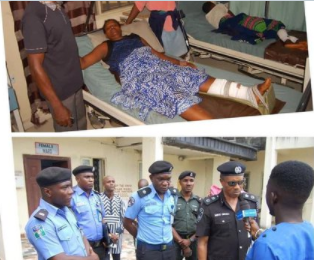 Anger as Bayelsa police allegedly shoot three women in a bid to disperse traffic