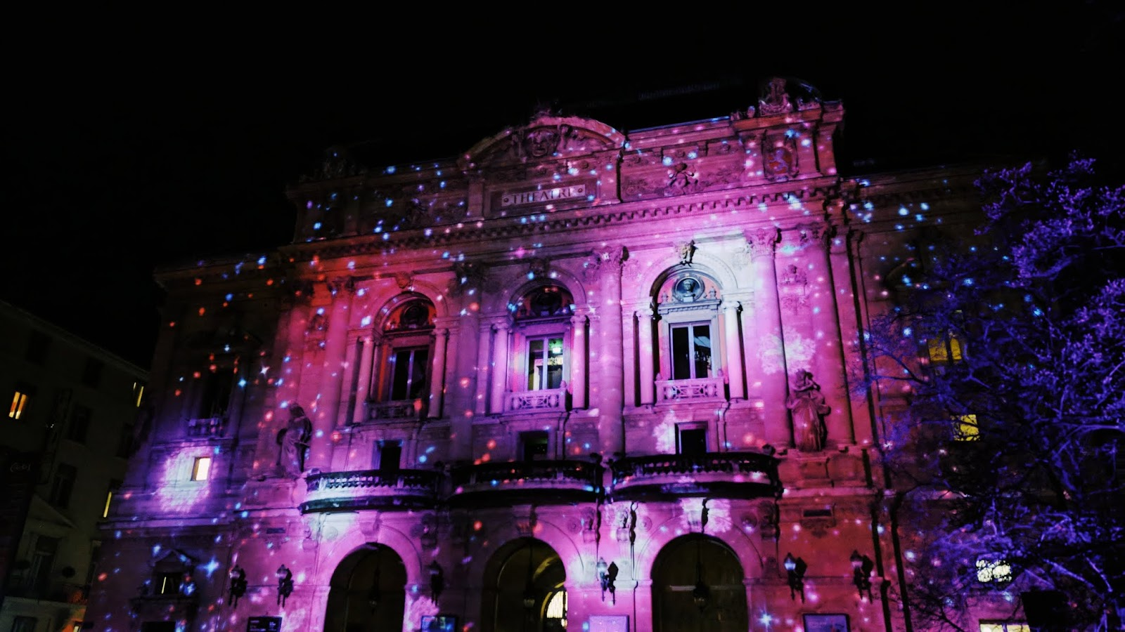 lyon hotel de ville festival of lights