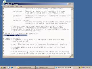 instal squid server di windows