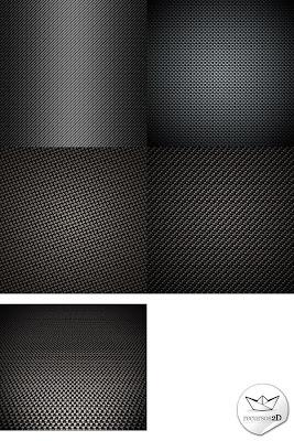 Texturas de Fibra de carbono