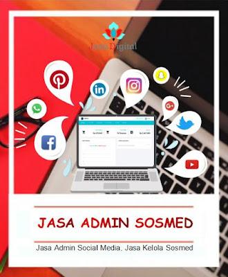 Jasa Admin Social Media