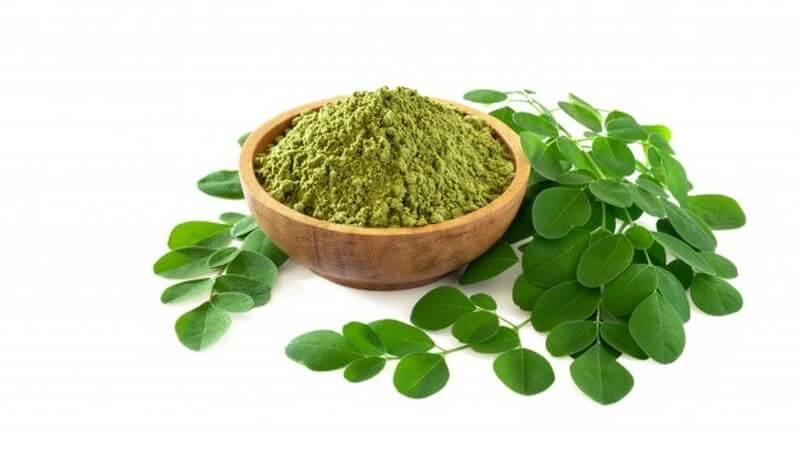 manfaat dan efek samping daun kelor