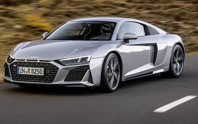Novo Audi R8 V10 RWD chega à Europa por 144.000 euros