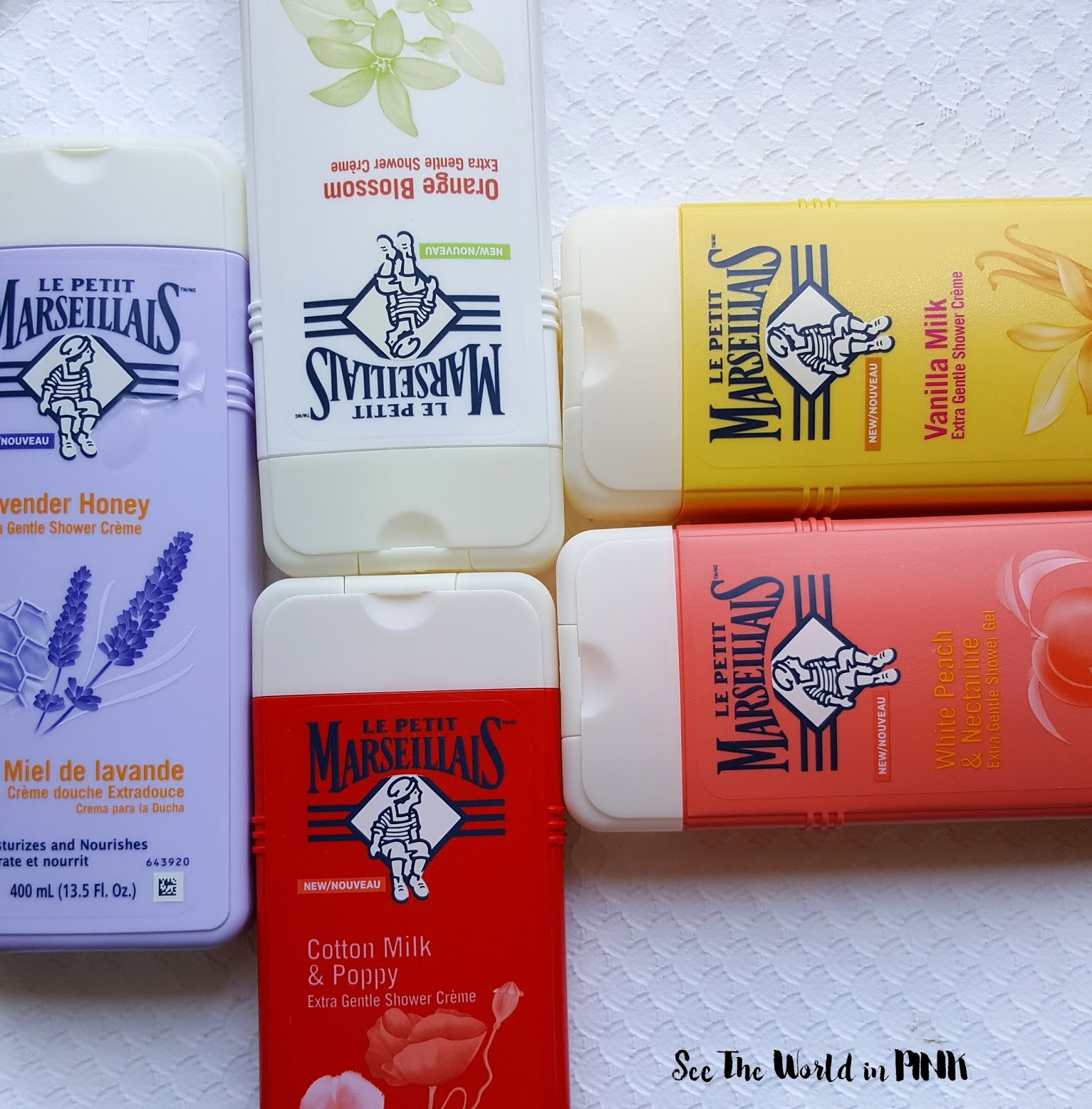 Skincare Sunday - Le Petit Marseillais Body Washes now in Canada!