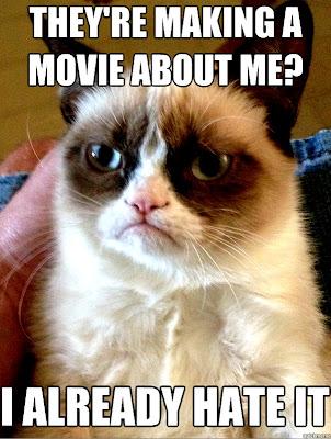 Movie about Grumpy Cat
