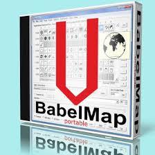 BabelMap Portable