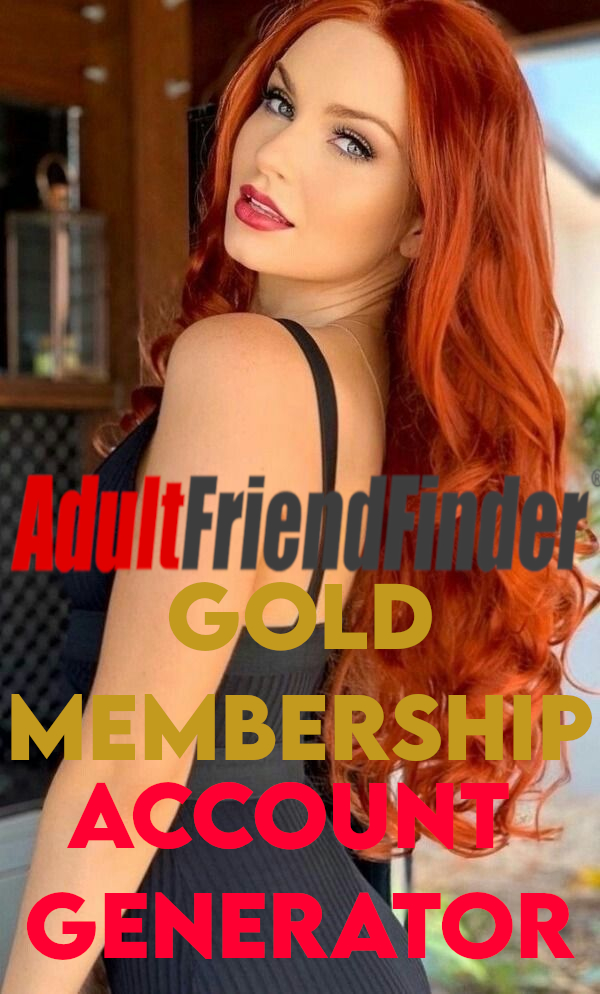 AdultFriendFinder - Free GOLD Membership!