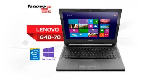 تعريفات لاب توب لينوفو Lenovo g40-70