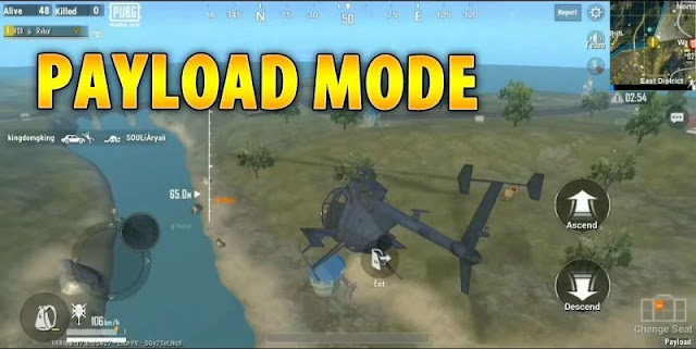 PUBG Mobile Lite: How to play payload mode in PUBG Mobile Lite 0.17.0 update?