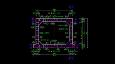 gambar detail box culvert
