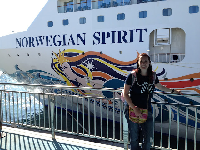 Revisiting Our Honeymoon - All Aboard the Norwegian Spirit!