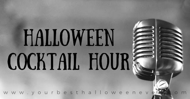 Your Best Halloween Ever, Halloween Cocktail Hour Playlist, Halloween jazz