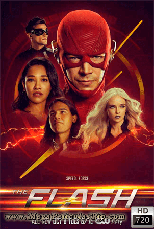 The Flash Temporada 6 [720p] [Latino-Ingles] [MEGA]