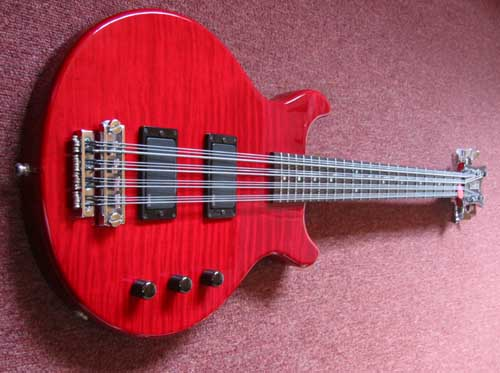 Hamer 12 string bass