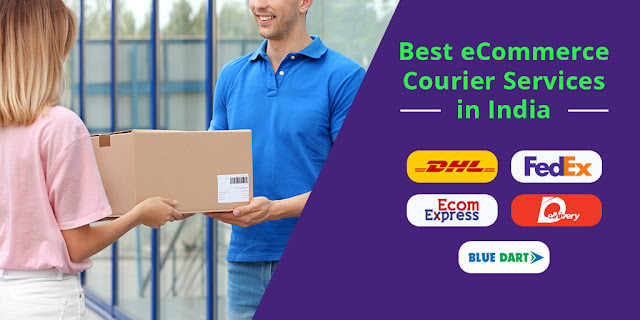 Top 5 Fastest Courier Services in India in 2020