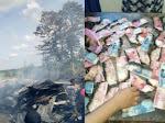 Dua Rumah Terbakar di Ajangale, Uang Puluhan Juta Ikut Terbakar