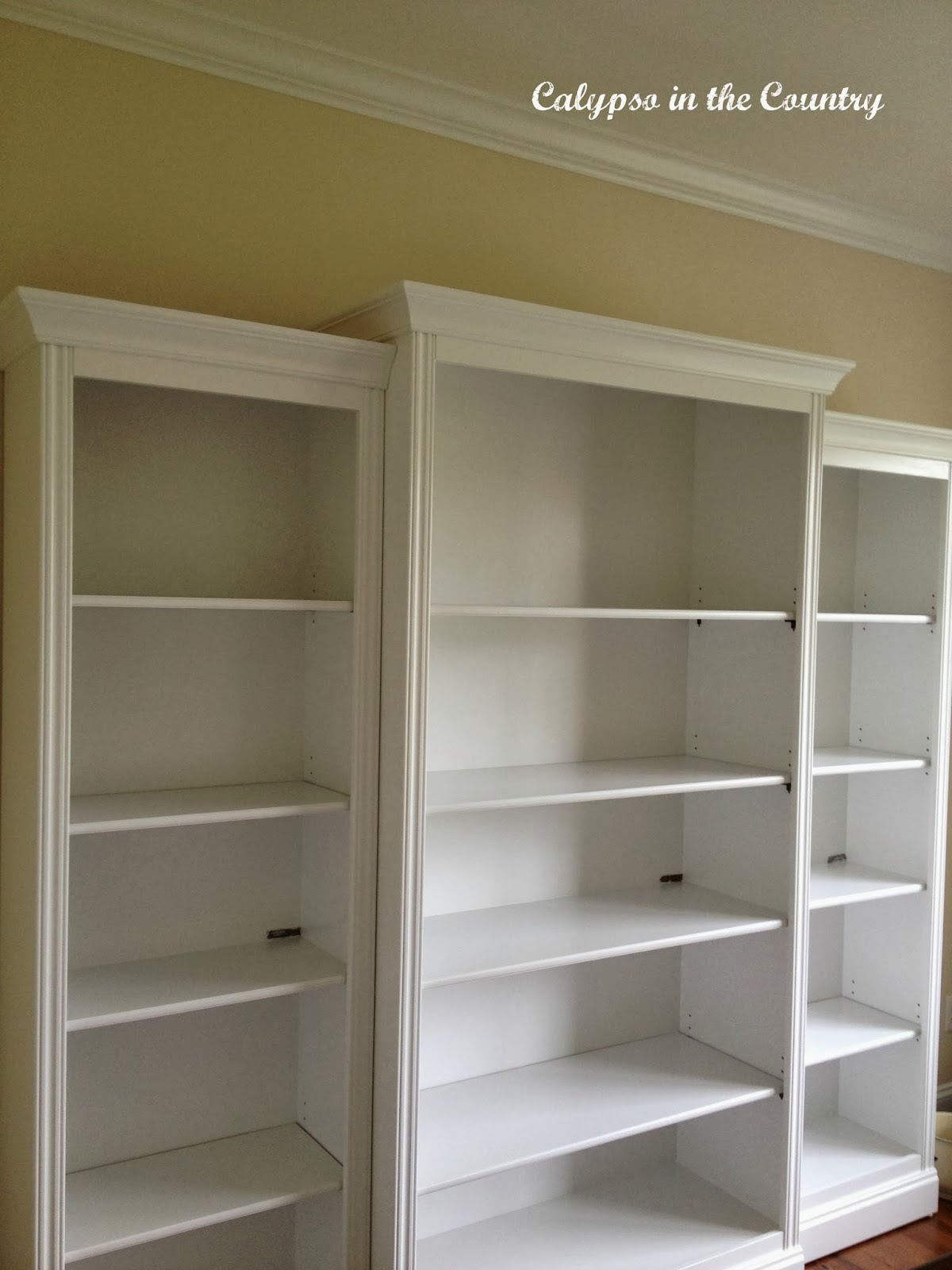 bookcases bookcase l pictures painted pine nobailout shelves stained