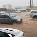 VÍDEO: FORTE CHUVA DEIXA RUAS DO CENTRO DE BARREIRAS ALAGADAS