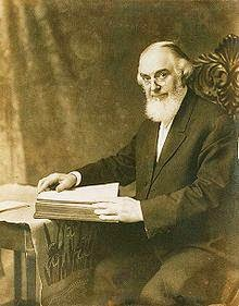 Founder of Jehovah's Witnesses Charles T Russell in Hell