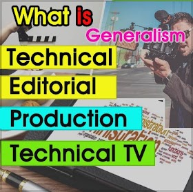 What is the editorial process? , Production, Technical, Administration