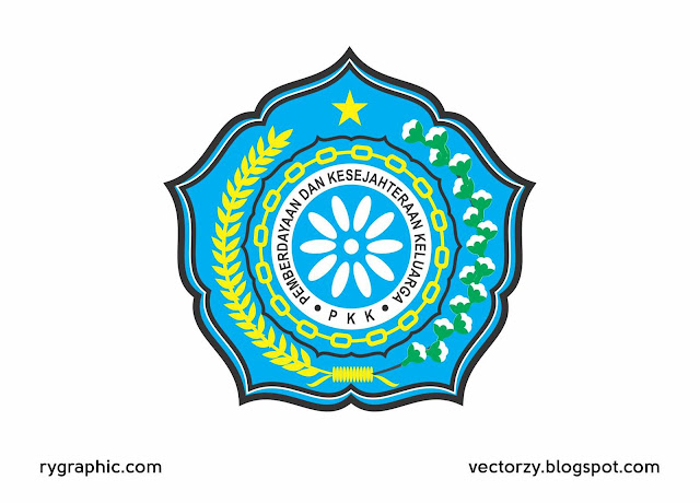 Logo PKK Vektor Download CDR CorelDraw