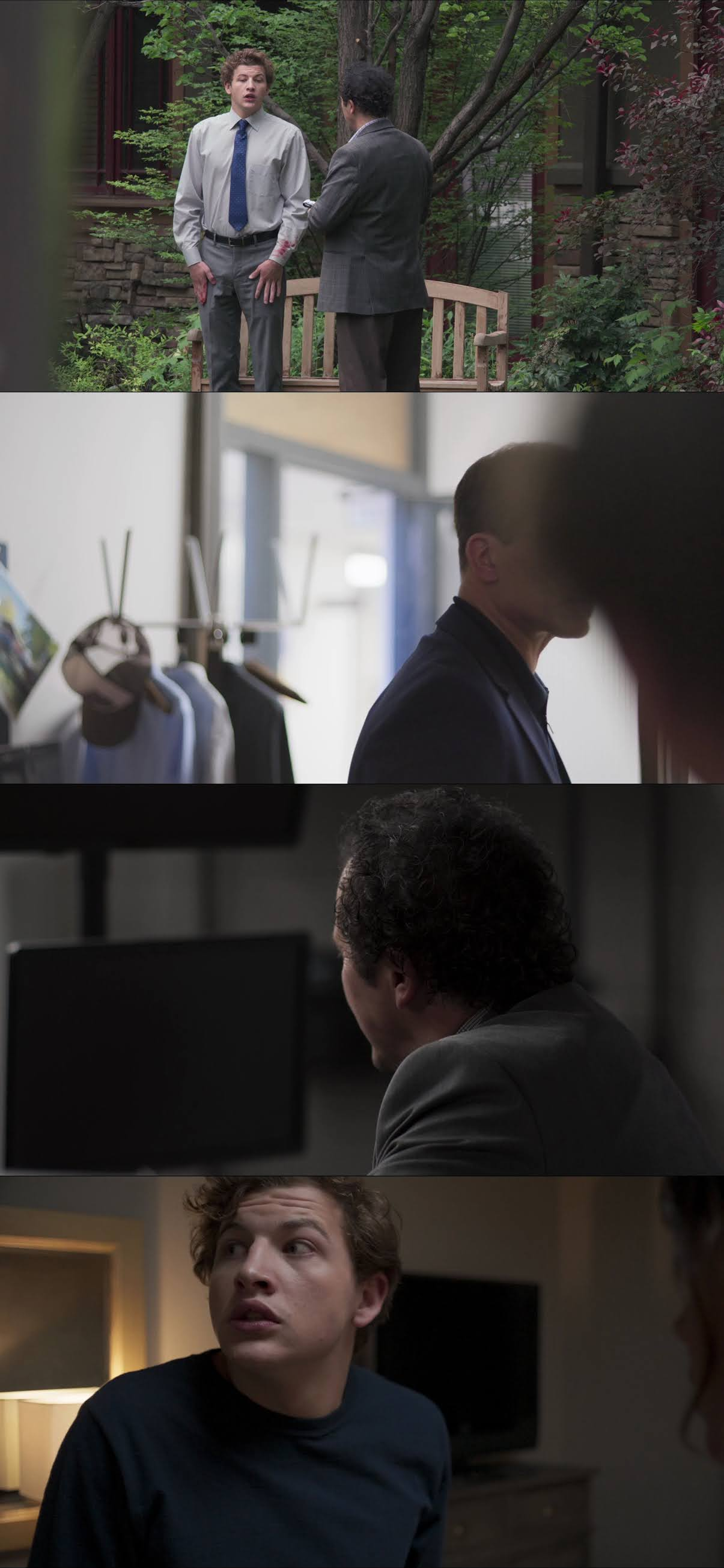 El Empleado Nocturno (2020) HD 720p Latino