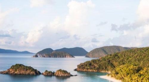 Teluk Trunk adalah salah satu tempat paling indah di St. John.Anne Finney / NPS