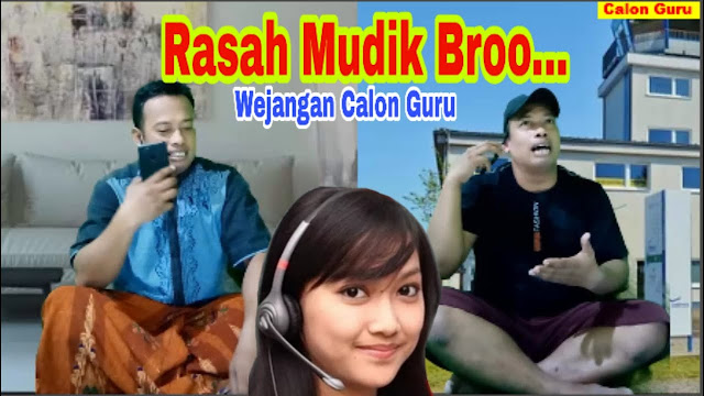 Naskah Drama Lucu Bahasa Jawa Singkat tentang Ojo Mudik | Calon Guru Kanjeng Mariyadi Ngawi www.mariyadi.com