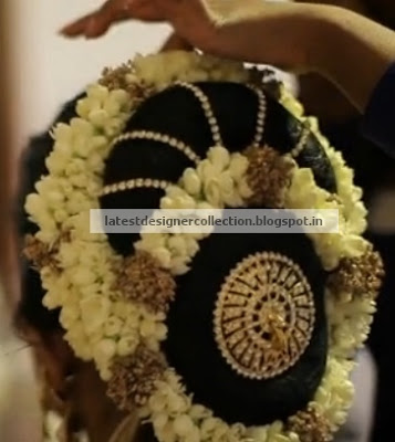 south indian wedding hairstyles for long hair south indian bride hair styles latest indian