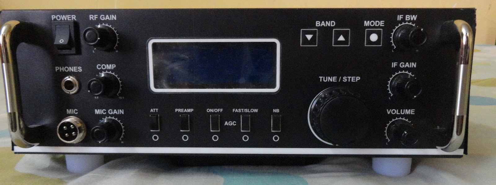 amateur radio homebrew vfo
