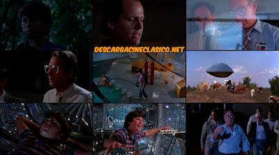 El vuelo del navegante (1986) Flight of the Navigator - descargar - fotogramas